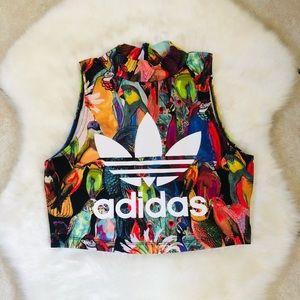 Adidas Passaredo Crop Top